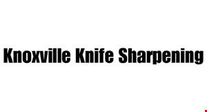 Knoxville  Knife  Sharpening logo