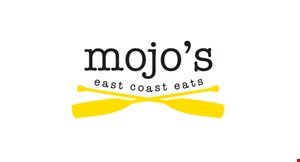 Mojo's East Coast Eats logo