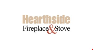 Hearthside Fireplace & Stove logo