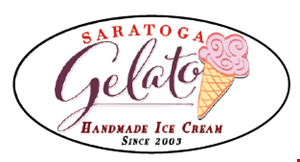 Saratoga  Gelato logo