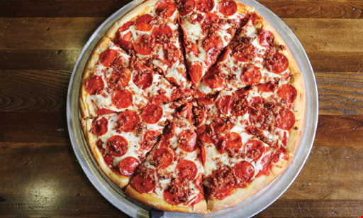 "Product image for Johnny's Pizza - Cary FREE 14"" Cheese Pizzawith purchase of Large18"" 2 Topping Pizza"
