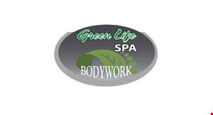 Green Life Spa Bodywork logo