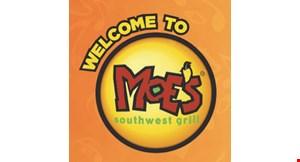 Moe's Southwest Grill- Laurel Md 20707 - Guac & Roll - logo
