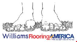 Williams Flooring America logo