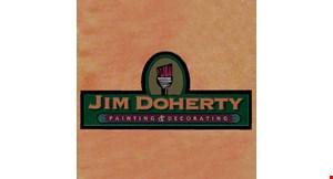 Jim Doherty Painting & Dcorating logo
