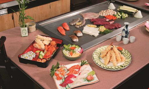 Product image for Kumo Japanese Hibachi Steakhouse $10Off any purchase of $50 or more dine in or take-out