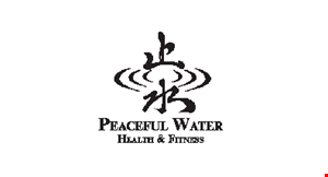 Peaceful Water Health & Fitness logo