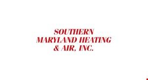 Southern Maryland Heating & Air logo