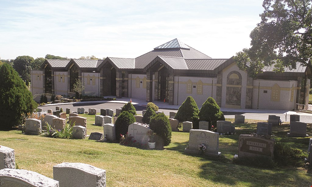 Product image for Glendale Cemetery Association $1000 off double crypt or $500 off single crypt discount on new purchase only.