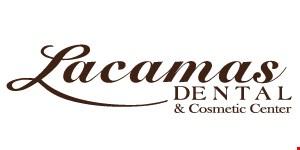 Lacamas Dental & Cosmetic Center logo