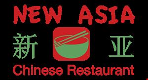 New Asia Chinese Restaurant logo