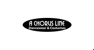 A Chorus Line  Dancewear  and Costumes logo