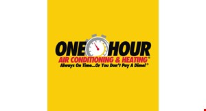 Onehour Air Conditioning & Heating logo