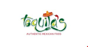 Tequila's Authentic Mexican Food logo