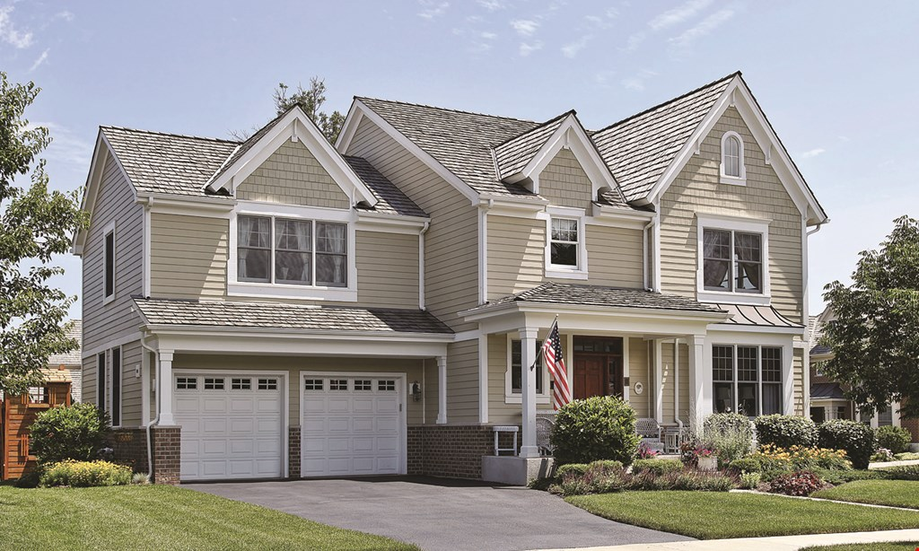 Product image for Metco Remodeling $1500 off any complete roofing or siding job