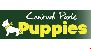 Central Park Puppies logo