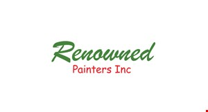 Renowned Painters logo