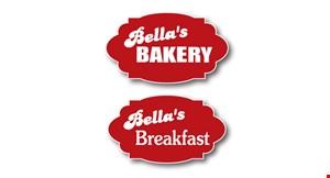 Bella' S Bakery/Breakfast logo