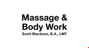 Massage & Body Work logo