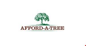 Afford a Tree logo