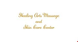 Healing Arts Massage & Skin Care Center logo