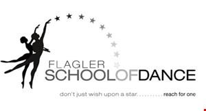 Flagler School of Dance logo