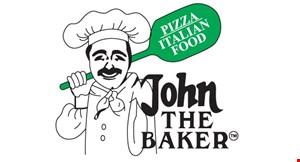 John The Baker logo