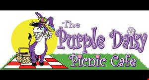 Purple Daisy logo