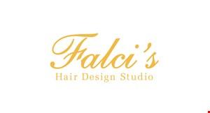Falci's Hair Design Studio logo