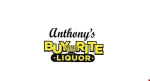 Anthony's Buyrite logo