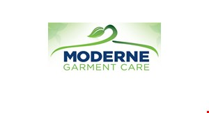 Moderne Garment Care logo