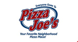 Pizza Joes  Butler logo