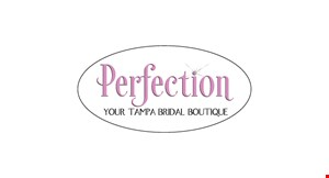 Perfection   Prom  and  Bridal logo