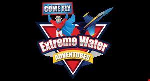 Extreme Water Adventures logo