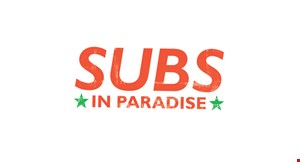 Subs in Paradise logo