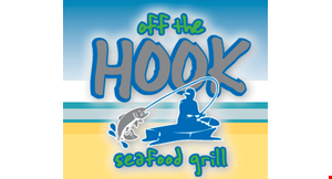 Off The Hook Seafood Grill logo