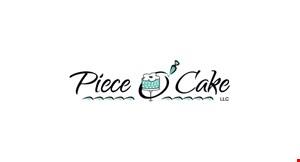 Piece O' Cake logo