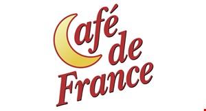 Café De France logo