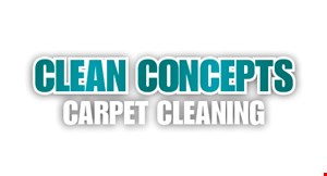 Clean Concepts  Carpet  Cleaning logo