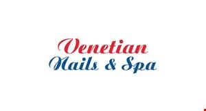 Venetian Nails logo