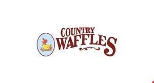 Country Waffles logo