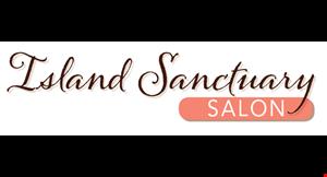 Island Sanctuary Salon logo