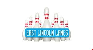 East Lincoln Lanes logo