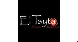 El Tayta Peruvian Restaurant logo