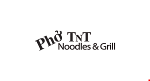 Pho TNT logo