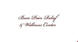 Boca Pain Relief & Wellness Center logo