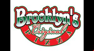 Brooklyn's  Original  Pizza logo