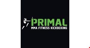 Primal Kickboxing logo
