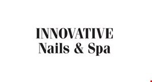 Innovative  Nails & Spa logo