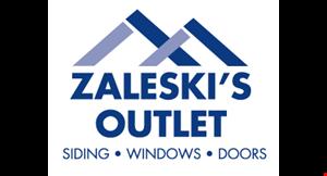 Zaleski's   Outlet logo